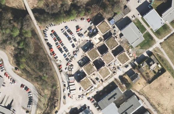 Parkeringsplass P4 Kjølnes