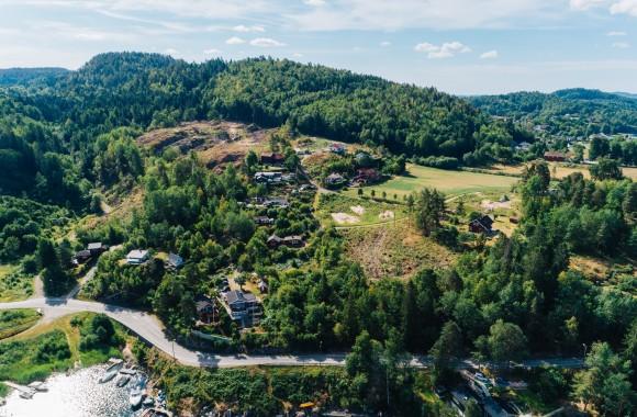 Solbakkmoen, Bergsbygda